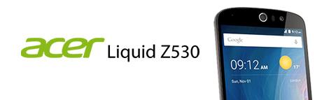 nuro光 acer Liquid Z530