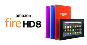 Amazon fire HD 8 8GB